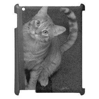 場合の精通した無光沢の終わりのiPadの場合のModiくま iPad カバー