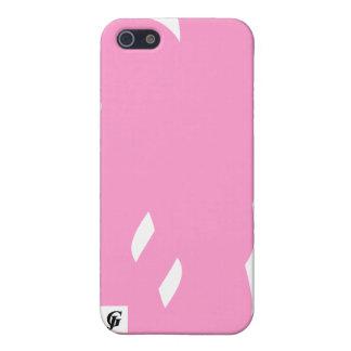 場合の精通した無光沢の終わりのiPhone 5/5Sの場合 iPhone 5 Cover