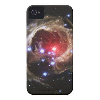 場合のiPhone -変光星V838 Monocerotis Case-Mate iPhone 4 ケース