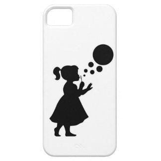 場合を吹く泡 iPhone SE/5/5s ケース