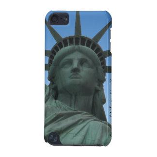 場合ニューヨークipod touchの例の自由の女神 iPod touch 5G ケース