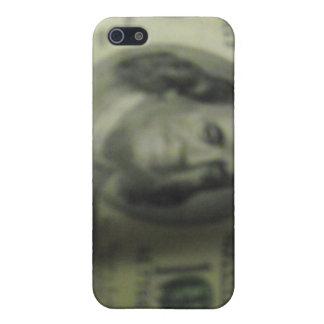 場合100ドルの! iPhone SE/5/5sケース