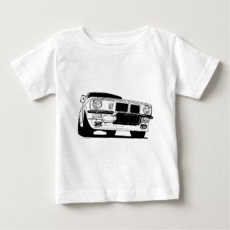場所の名前なしのFMMDesign V8の積み込み ベビーTシャツ