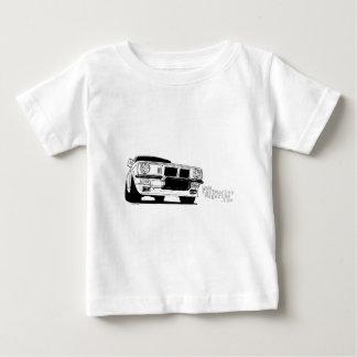 場所の名前のFMMDesign V8の積み込み ベビーTシャツ