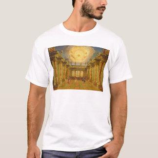場面X: Naxosの王の中庭 Tシャツ