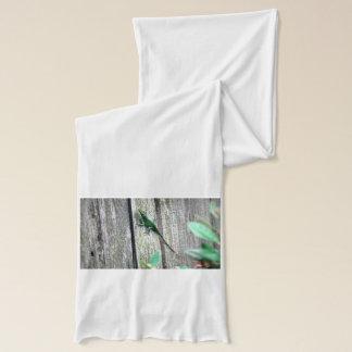 塀のトカゲ スカーフ