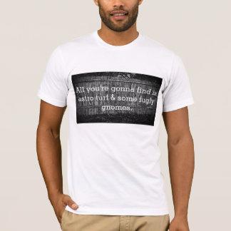 塀の反対側 Tシャツ