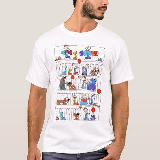塀のTシャツ Tシャツ