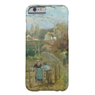 塀1872年(キャンバスの油) BARELY THERE iPhone 6 ケース