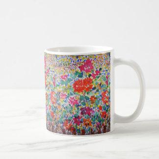 塀-基本的なマグに コーヒーマグカップ