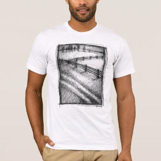 塀 Tシャツ