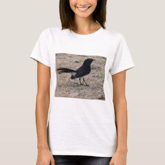 塀RUARALオーストラリアのウイリーWAIGTAIL Tシャツ