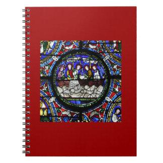 塊および魚の奇跡 ノートブック