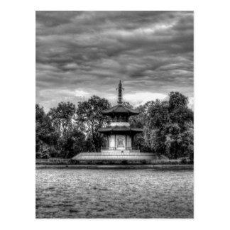 塔ロンドン ポストカード