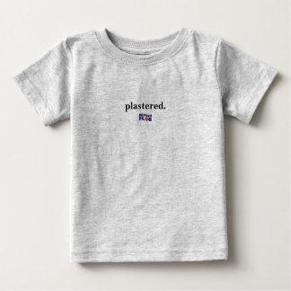 塗られる-イギリスの俗語 ベビーTシャツ