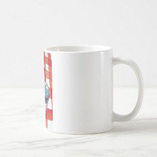塩およびコショウのダイナー コーヒーマグカップ