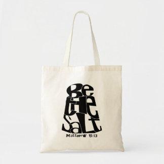 塩の工場-塩のバッグがあって下さい小さい トートバッグ