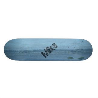 塩の平たい箱の自然のスケートボード 18.7CM ミニスケートボードデッキ