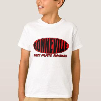 塩のBonneville平地競走 Tシャツ
