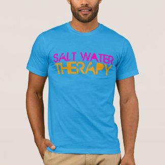 塩水のセラピーのTシャツ Tシャツ