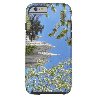 塩湖の寺院とのiPhone 6の堅い場合 ケース