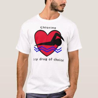 塩素 Tシャツ