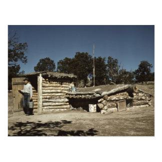 塹壕Home 1940年 ポストカード