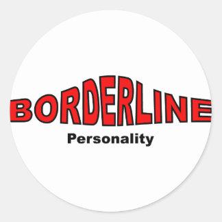 境界線の人格異障害 ラウンドシール