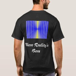 境界:  現実が生まれるところ Tシャツ