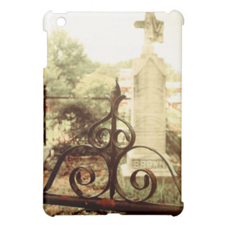 墓地のゲートのiPadの場合 iPad Miniケース