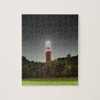 墓地タワー ジグソーパズル