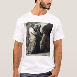 墓2の神聖な女性 Tシャツ