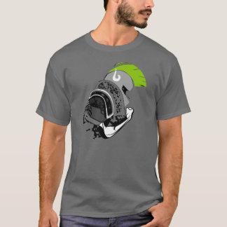 増加している戦士 Tシャツ