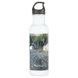 壊れたガラス 710ML ウォーターボトル