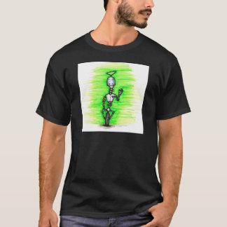 壊れたロボット別名brobot tシャツ