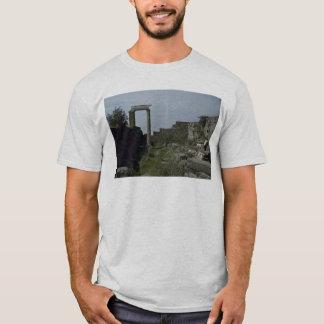 壊れた壁 Tシャツ