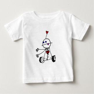 壊れた愛機械 ベビーTシャツ