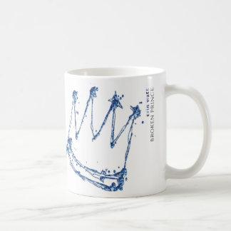 壊れた王子の両面のマグ コーヒーマグカップ