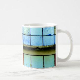 壊れた窓 コーヒーマグカップ