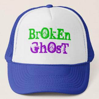 壊れた、幽霊の帽子 キャップ