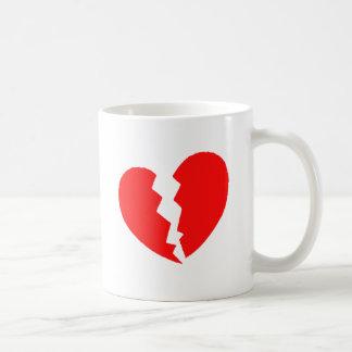 壊れたHeart.png コーヒーマグカップ