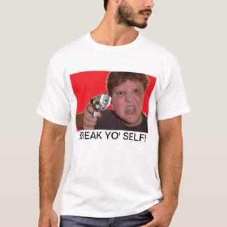 壊れ目あなた自身 Tシャツ
