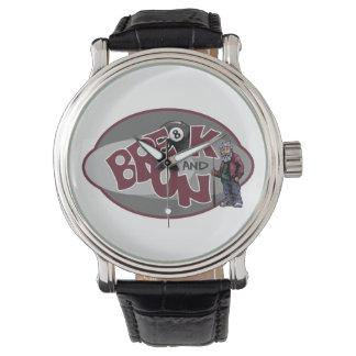壊れ目および操業 腕時計