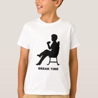 壊れ目の時間 Tシャツ