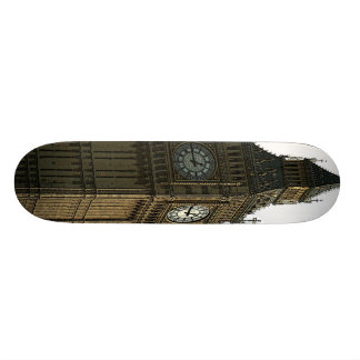 壊中時計 スケートボード