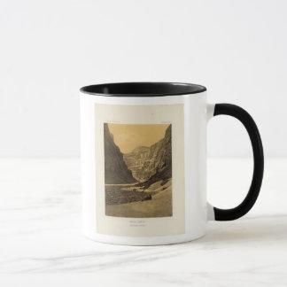 壮大なキャノン、コロラド川 マグカップ