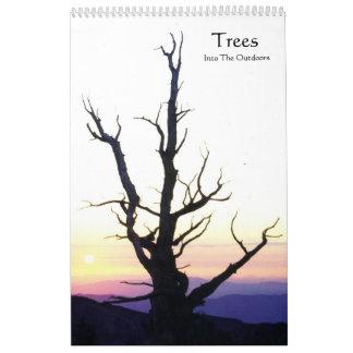 壮大な木 カレンダー