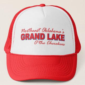 壮大な湖の帽子2 キャップ