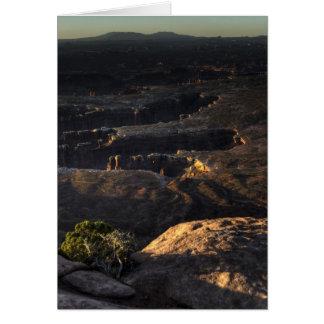 壮大な眺め カード