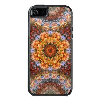 壮大な銀河の直線の曼荼羅 オッターボックスiPhone SE/5/5s ケース